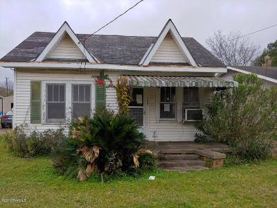 Broussard Single Family Home For Sale: 304 S Morgan Avenue