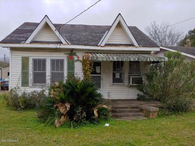 Single Family Home For Sale: 304 S Morgan Avenue