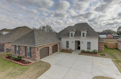 Broussard Single Family Home For Sale: 333 Victoria Lights Lane