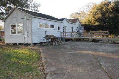 St. Martinville Single Family Home For Sale: 1517 Hebert Lane
