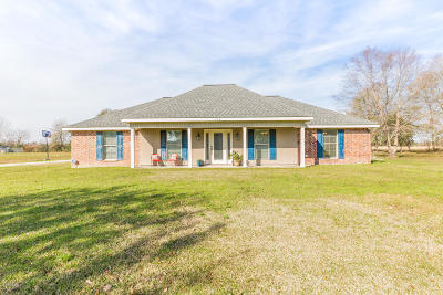 Ville Platte Single Family Home For Sale: 171 Debaillon Plantation Road