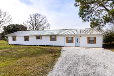 Crowley Single Family Home For Sale: 2411 S La. Highway 13