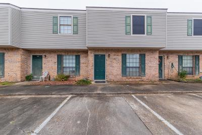 Lafayette Single Family Home For Sale: 100 Winchester Drive #107
