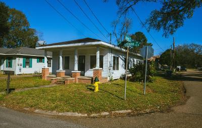 Lafayette Single Family Home For Sale: 137 S Saint Antoine Street