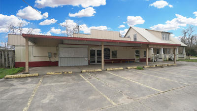 St Landry Parish Commercial For Sale: 512 Martin Luther King Drive