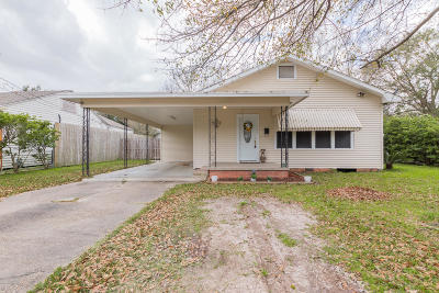 Single Family Home For Sale: 1404 S Marie Street