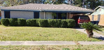 Lafayette Single Family Home For Sale: 413 Odile Street