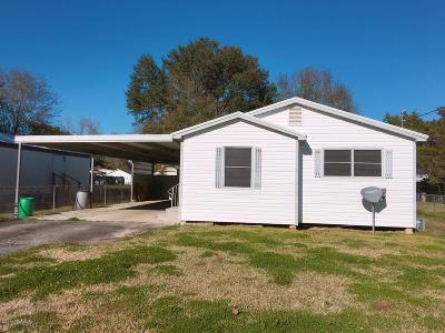 Port Barre Single Family Home For Sale: 125 Felicite Street