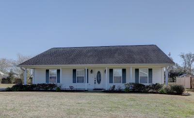 St Martinville, Breaux Bridge, Opelousas Single Family Home For Sale: 2373 Hemlock Drive