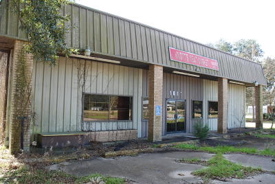 St Martin Parish Commercial For Sale: 1615 Anse Broussard