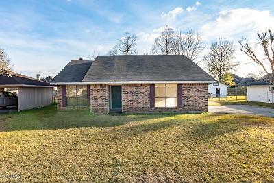 Carencro Single Family Home For Sale: 112 La Place Avenue