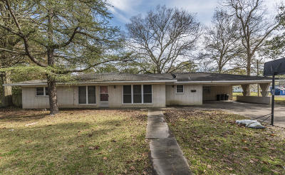 Ville Platte Single Family Home For Sale: 113 N Soileau Street