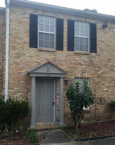 Lafayette Rental For Rent: 537 Tracy Circle