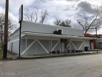 Acadia Parish Commercial For Sale: 118 N Polk Street