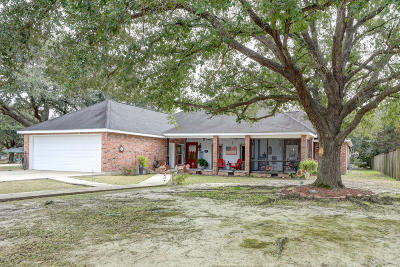 New Iberia Single Family Home For Sale: 1608 Parkwood Dr