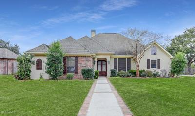 Youngsville Single Family Home For Sale: 109 Madison Woods Circle