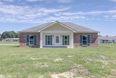 St Martinville, Breaux Bridge, Opelousas Single Family Home For Sale: 277 Sugarland Circle