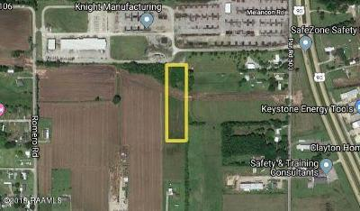 Iberia Parish Residential Lots & Land For Sale: 3218 Captain Cade Road