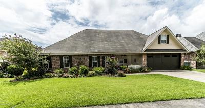 Youngsville Single Family Home For Sale: 209 Copperfield Way