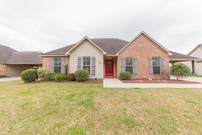 Carencro Single Family Home For Sale: 208 Landsdowne Way