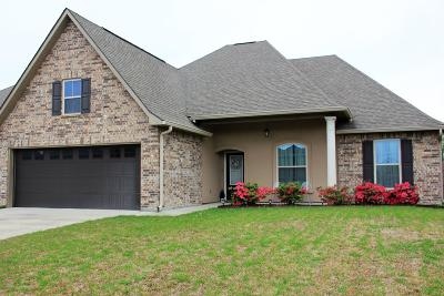Meadows Bend Lakes Single Family Home For Sale: 118 Bluegrass Creek Road