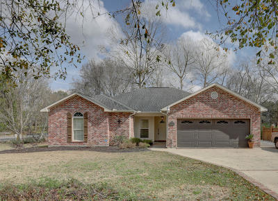 Opelousas Single Family Home For Sale: 2409 Village Drive