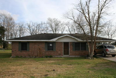 Breaux Bridge Single Family Home For Sale: 1080 Madeline Heights