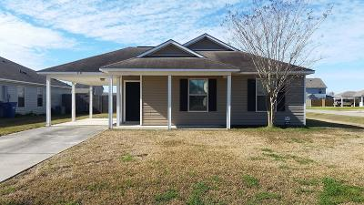 Carencro Rental For Rent: 400 Oak Springs Lane