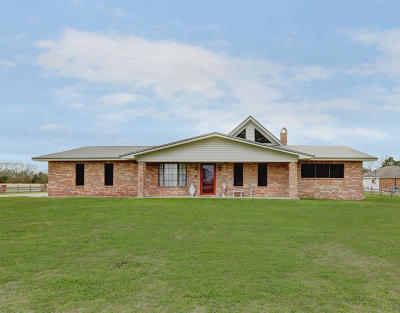 Breaux Bridge Single Family Home For Sale: 1506 Grand Anse Hwy