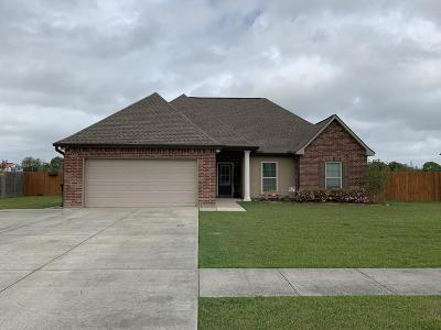Maurice Single Family Home For Sale: 7218 Kirkland Boulevard