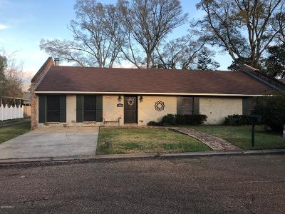 Eunice Single Family Home For Sale: 420 N 7th Street