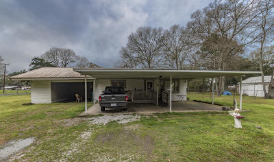 Mamou Single Family Home For Sale: 1005 5th Street