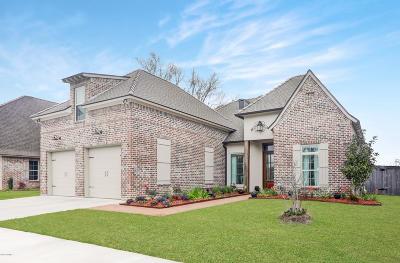 Lafayette Single Family Home For Sale: 219 Oats Drive