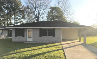 Breaux Bridge Single Family Home For Sale: 291 Gayle Street
