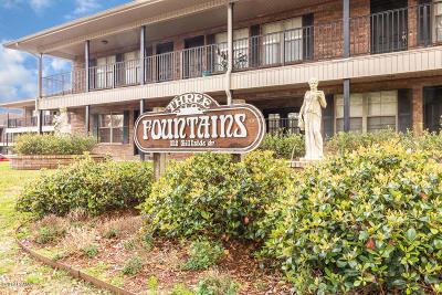 Lafayette Single Family Home For Sale: 112 Hillside Drive #51