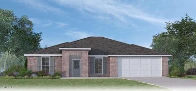 Sunset Single Family Home For Sale: 266 Antigua Circle