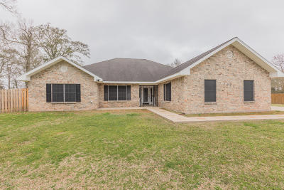 Breaux Bridge Single Family Home For Sale: 1073 Melancon Drive