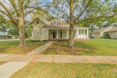 Crowley Single Family Home For Sale: 403 E 8th Street