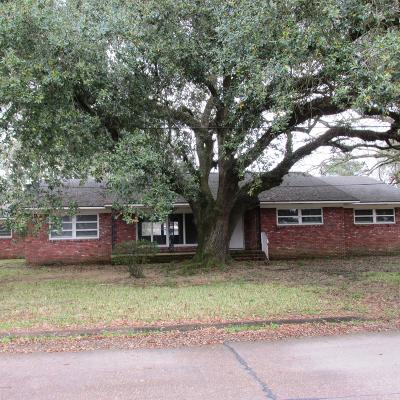 Ville Platte Single Family Home For Sale: 317 N Thompson Street