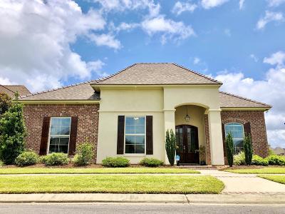 Lafayette Single Family Home For Sale: 207 Oats