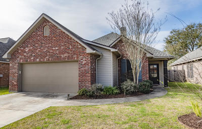 broussard Single Family Home For Sale: 213 Colchester Drive