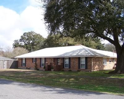 Lafayette Single Family Home For Sale: 407 Mosser Drive