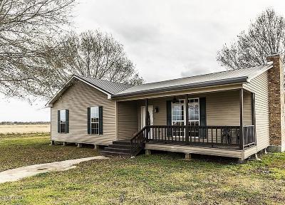 Mamou Single Family Home For Sale: 3211 L'anse Meg Road