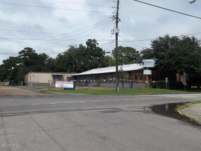 Lafayette Commercial For Sale: 900 Evangeline Drive