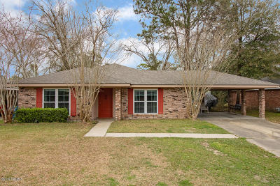 Lafayette Single Family Home For Sale: 349 Rena Drive