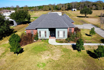 Arnaudville Single Family Home For Sale: 7121 Highway 93