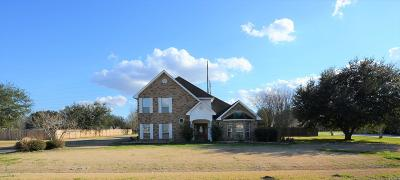 Lafayette Single Family Home For Sale: 108 Hunters Lane