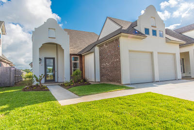 broussard Single Family Home For Sale: 211 Whispering Meadows