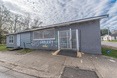 Lafayette Parish Commercial For Sale: 1702 E Simcoe Street