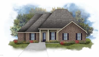 Maurice Single Family Home For Sale: 112 Marigold Lane